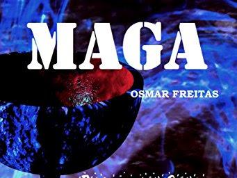 Resenha Nacional Maga - Bruxas preferem Bloody Mary: Vampiros não existem, mas insistem em aparecer - Osmar Freitas