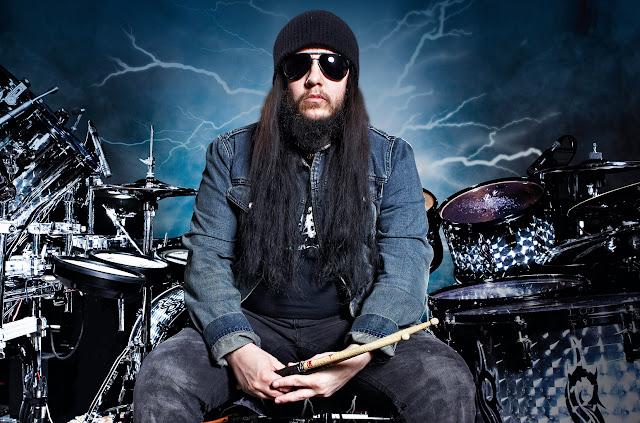 "Joey Jordison ""He vuelto más fuerte que nunca"""