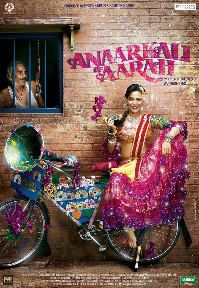 Anaarkali Of Aaraah next upcoming movie first look, Poster of Swara Bhaskar, Pankaj Tripathi, Sanjay Mishra download first look Poster, release date