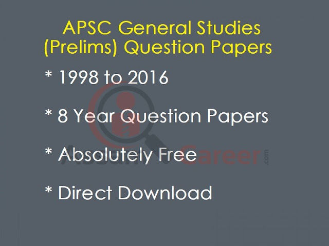 APSC-General-Studies-Prelims-Question-Papers