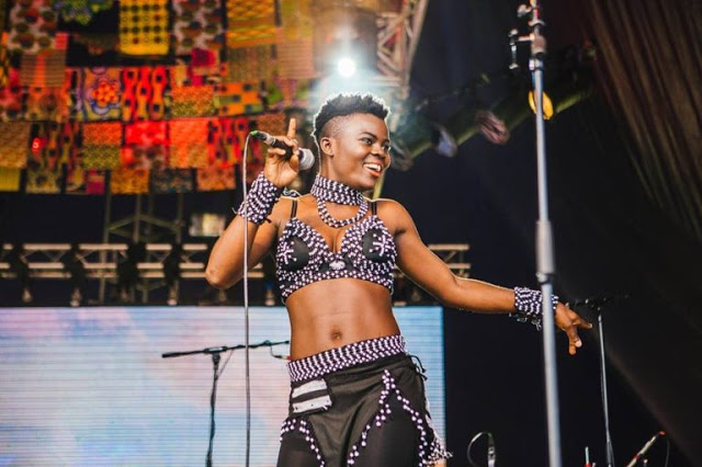 "All Set For Wiyaala's ""Lioness Concert"" On December 8"