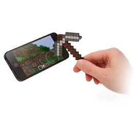 Minecraft ThinkGeek Iron Pickaxe Stylus Gadget