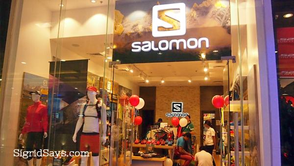 Salomon X-Trail Bacolod