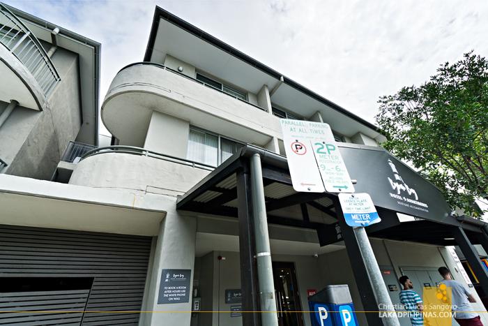 Byron Bay Hotel & Apartments Australia Facade