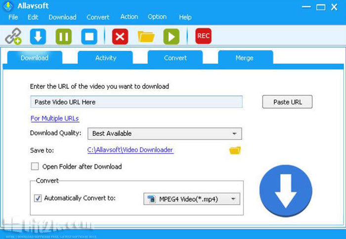 All-in-One Media Downloader + Converter (Youtube/Spotify Downloader