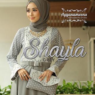 Ayyanameena Shayla Grey