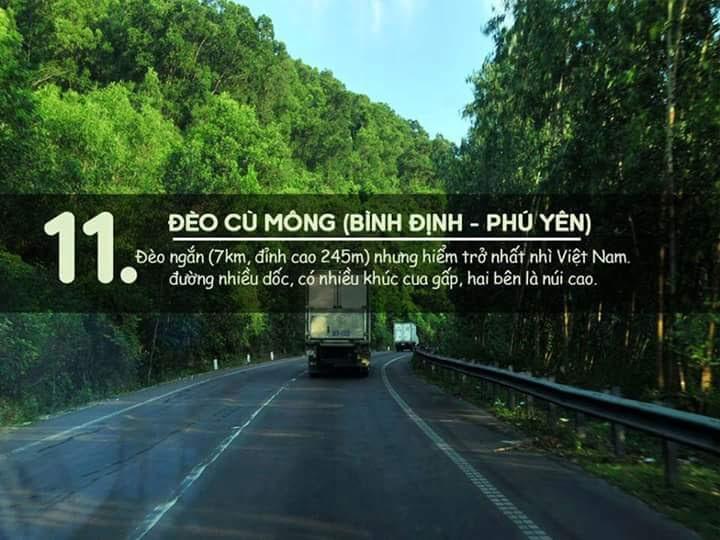 Đèo Cù Mông (Bình Định - Phú Yên)