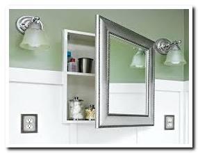 Bathroom medicine cabinet ideas