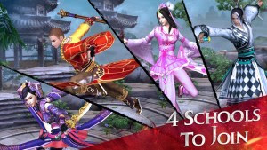 Download Age Of Wushu Dynasty MOD APK v2.0