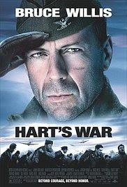 Hart's War Poster