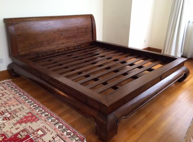 High King Size Bed Frame