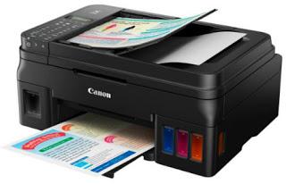 Canon Pixma G4500 driver download Mac, Windows, Linux