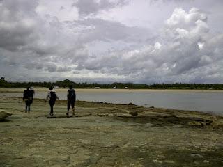 rute menuju Batu Payung