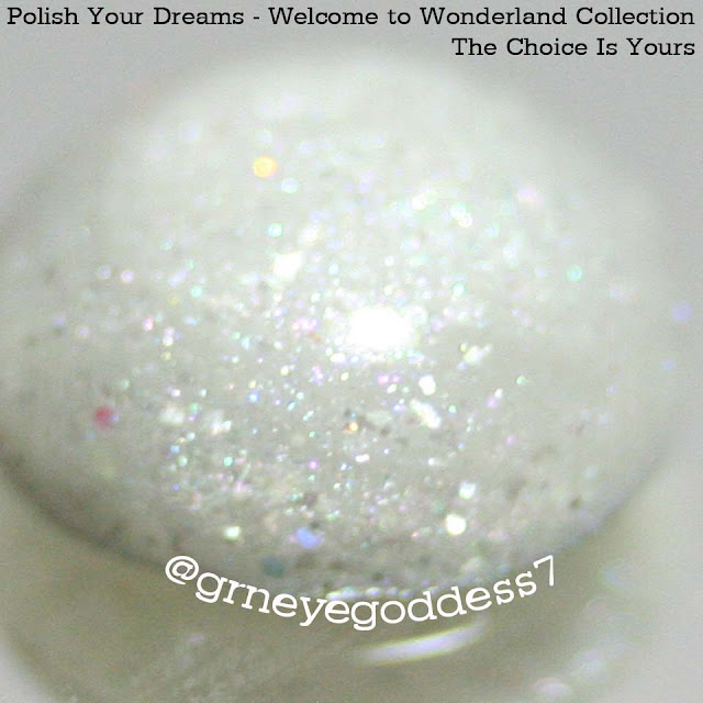 Polish Your Dreams The Choice Is Yours
