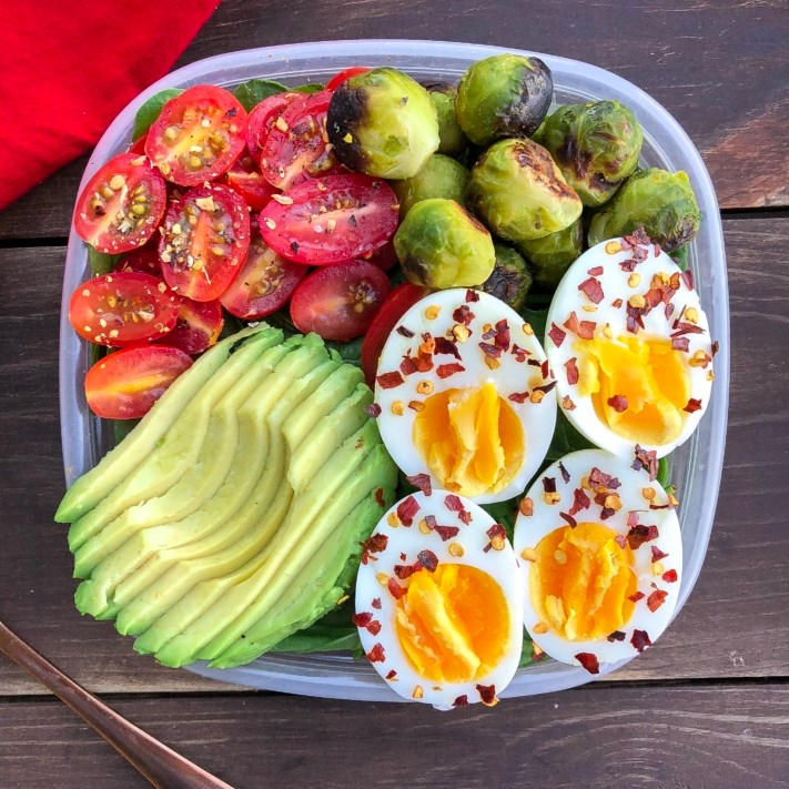 Healthy Meal Prep Breakfast #healthymeal #recipes