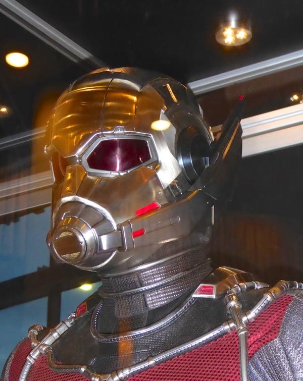 Captain America Civil War Ant-Man helmet