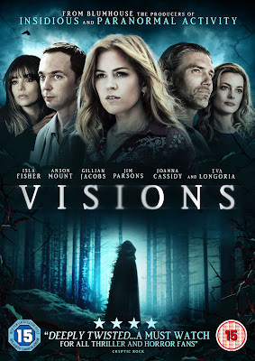 DVD Review: VISIONS ✭✭✭