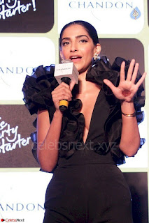 sonam kapoor at chandon the party starter 3rd March 2017 017.jpg
