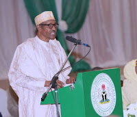 PRESIDENT BUHARI'S LETTER TO SENATE ON CRISIS IN BENUE