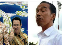 Ya Ampun, Terancam Dihentikan Anies, Proyek Reklamasi Langsung Diambil Alih Jokowi