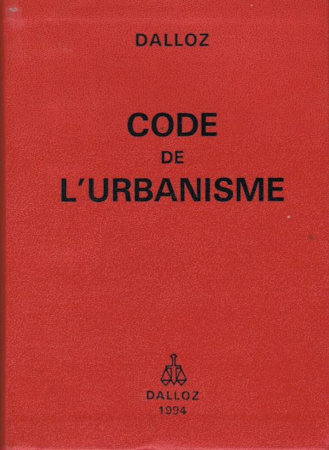 Livre code d'urbanisme pdf