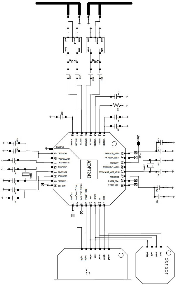 filter fsk circuit diagram electronic circuits diagram