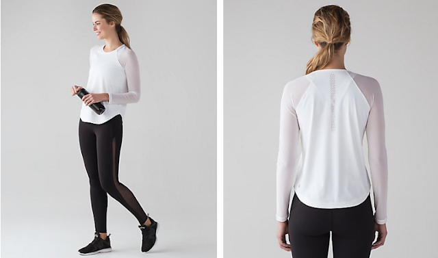 lululemon smooth-stride-ls