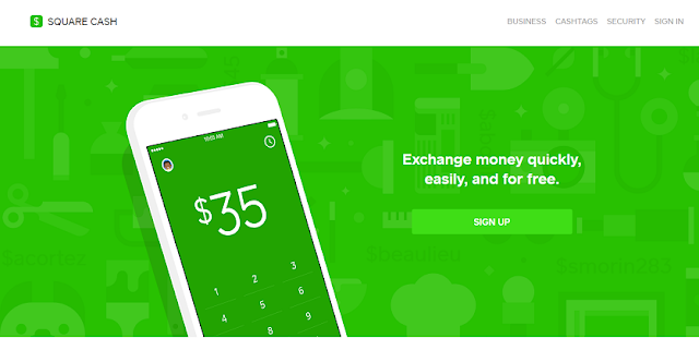 Most Secure Online Money Transfer Service Square Cash