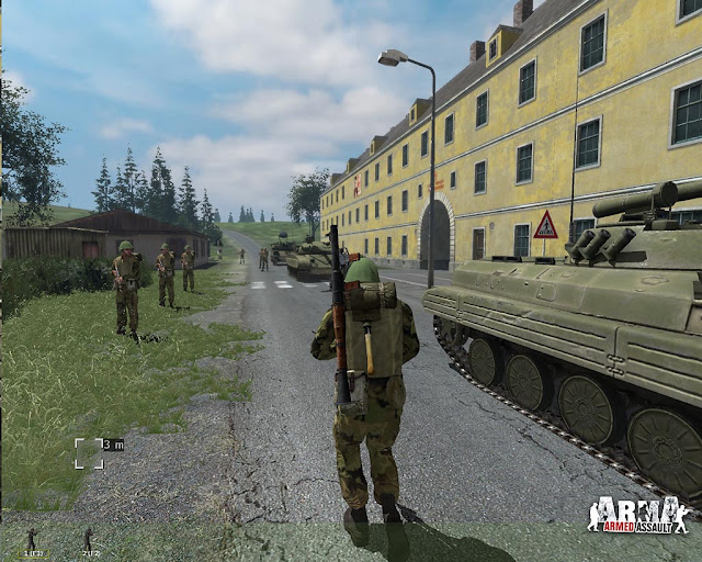 ARMA Armed Assault PC Full Version Screenshot 3
