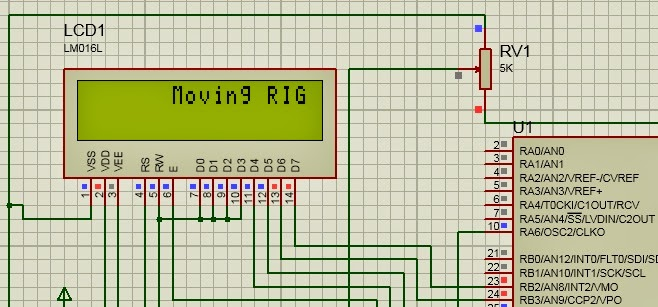 Lcd 16x2 Scrolling Display Using PIC Microcontroller [Step by Step]