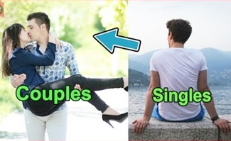 Who is happier: A single or A committed person? | Singles on Lovers day