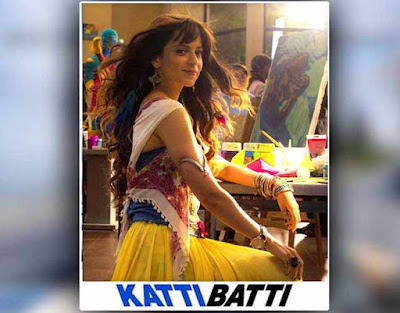 Katti Batti, Kangana Ranaut, Kangana in Katti Batti, Katti Batti movie