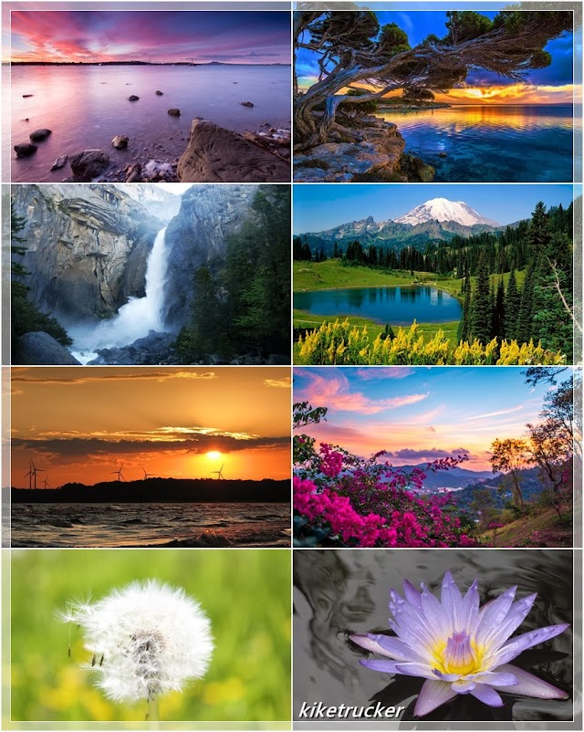 Wallpapers naturaleza HD - Pack 4