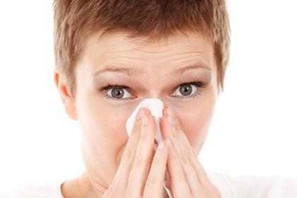 Hati-hati Influenza! Virusnya Mudah Menular!