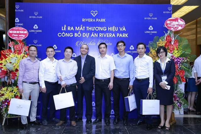 Ra mắt thương hiệu Rivera Park của Long Giang Land