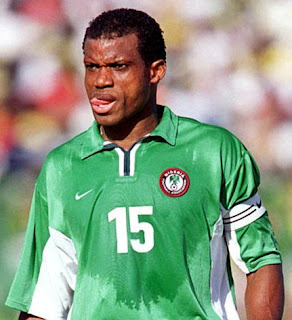 Sunday Oliseh Celebrates His 43rd Birthday Today