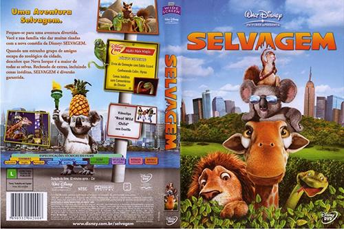 Selvagem (The Wild) Torrent - BluRay Rip