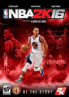 โหลดเกมบาส NBA 2k16