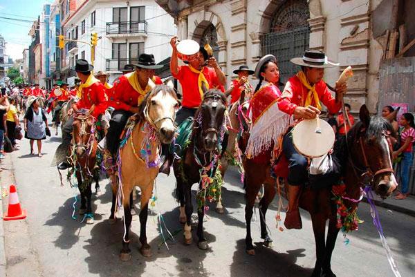 Costo del Carnaval Chapaco ronda los Bs 2 millones