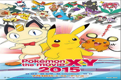 Download Pokemon The Movie XY 2015 BD Subtitle Indonesia