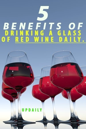 Benefits of Drinking a Glass of Red Wine Daily