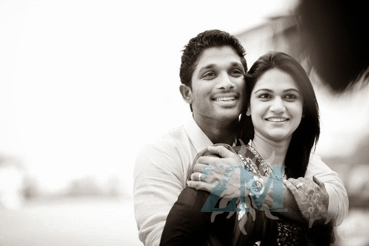 Allu Arjun Wife Sneha Reddy Photos