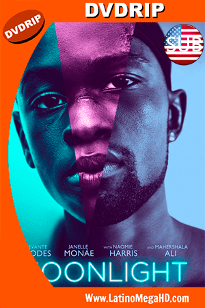 Moonlight (2016) DVDSCR Subtitulado ()