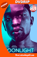 Moonlight (2016) DVDSCR Subtitulado - 2016