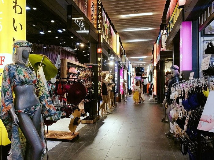 Where to Buy Lingerie in Sukhumvit, Bangkok