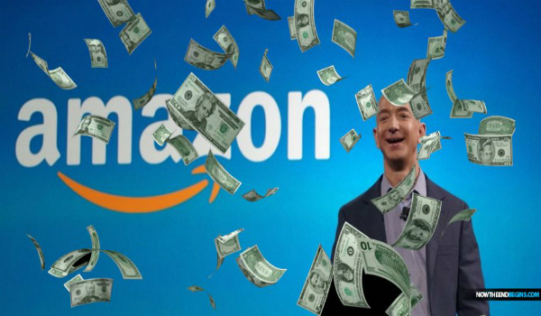 رسميا: المدير التنفيذي لـأمازون ينهي عام 2017 كأغنى رجل في العالم