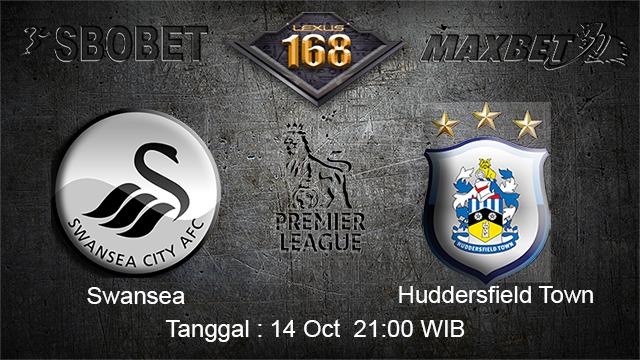 PREDIKSIBOLA - PREDIKSI TARUHAN BOLA Swansea vs Huddersfield Town  14 OCTOBER 2017 (EPL)
