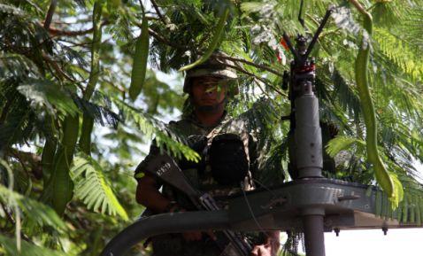 Enfrentamiento en operativo para capturar al Tequilero deja heridos a un militar y un policía
