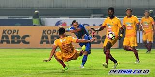 Djanur: Disiplin dan Motivasi Kunci Kemenangan Persib atas Sriwijaya FC