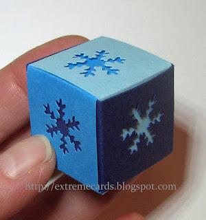plaited cube